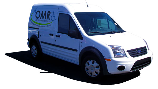 Medical delivery services in Kissimmee, Sanford FL, Winter Garden, Lake Mary, Oviedo, Orlando Florida