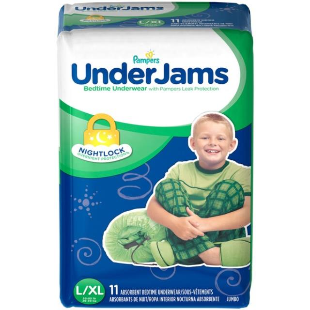 Where to find Pampers UnderJams Underwear Boys- L XL in Orlando