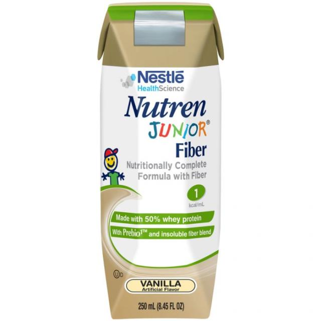 Where to find Nutren Junior 1.0 cal with Fiber Vanilla in Orlando