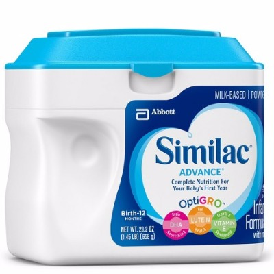 Where to find Similac Advance Infant Formula with Iron in Orlando