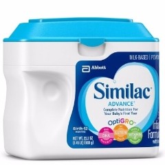 Rental store for Similac Advance Infant Formula with Iron in Orlando FL