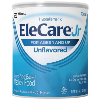 Where to find EleCare Jr Unflavored Pediatric 14.1oz in Orlando