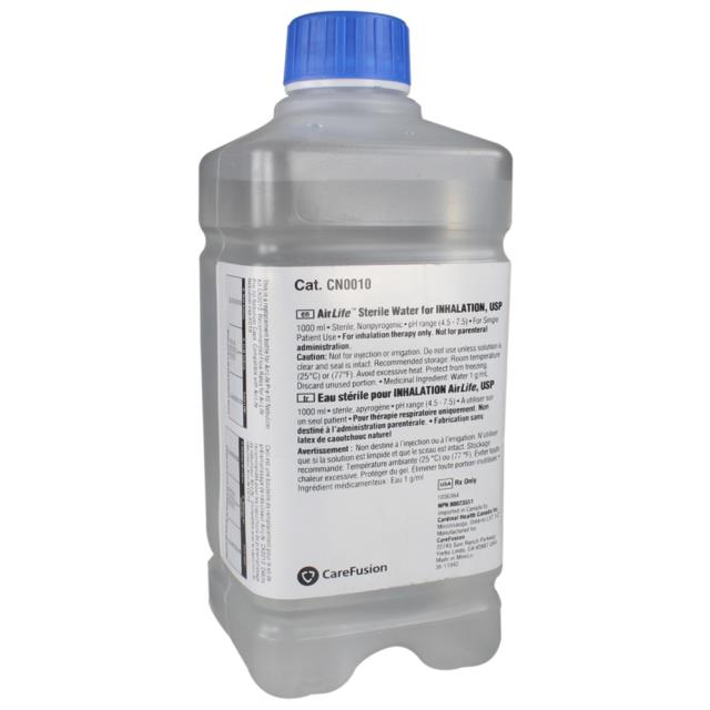 Where to find Water Inhalation 1000ml Bottle in Orlando