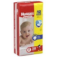 Rental store for Huggies® Snug   Dry Size 2 in Orlando FL