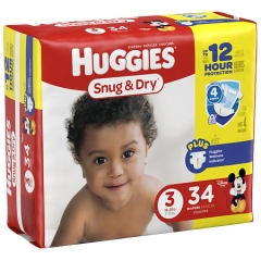 Rental store for Huggies® Snug   Dry Size 3 in Orlando FL