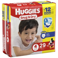 Rental store for Huggies® Snug   Dry Size 4 in Orlando FL