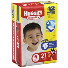 Rental store for Huggies® Snug   Dry Size 6 in Orlando FL