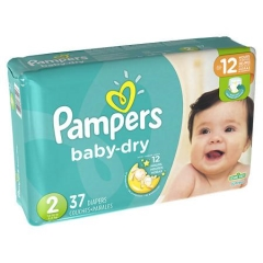 Rental store for Pampers Baby Dry Size 2 in Orlando FL