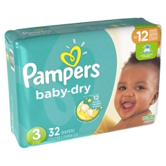 Rental store for Pampers Baby Dry Size 3 in Orlando FL
