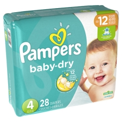 Rental store for Pampers Baby Dry Size 4 in Orlando FL