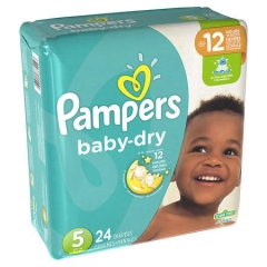 Rental store for Pampers Baby Dry Size 5 in Orlando FL
