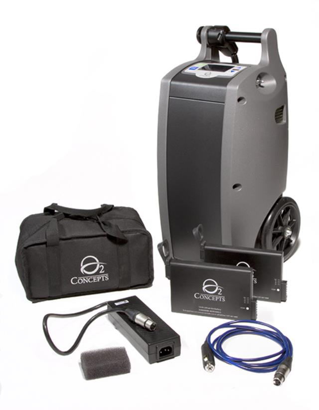 Where to find O2 Concepts Portable Oxygen Concentrator in Orlando