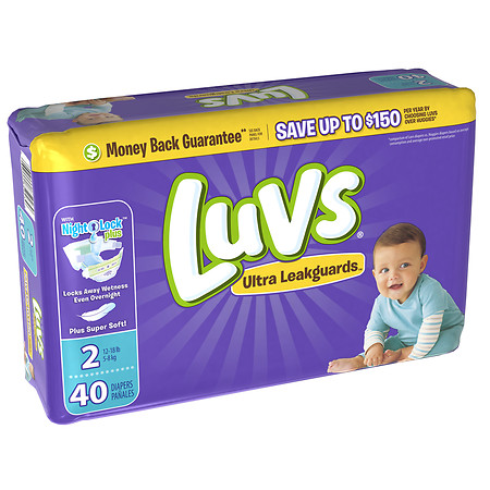 Where to find Luvs Diapers Size 2 in Orlando