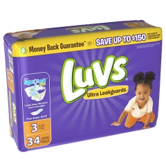 Rental store for Luvs Diapers Size 3 in Orlando FL