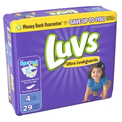 Rental store for Luvs Diapers Size 4 in Orlando FL