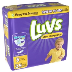 Rental store for Luvs Diapers Size 5 in Orlando FL