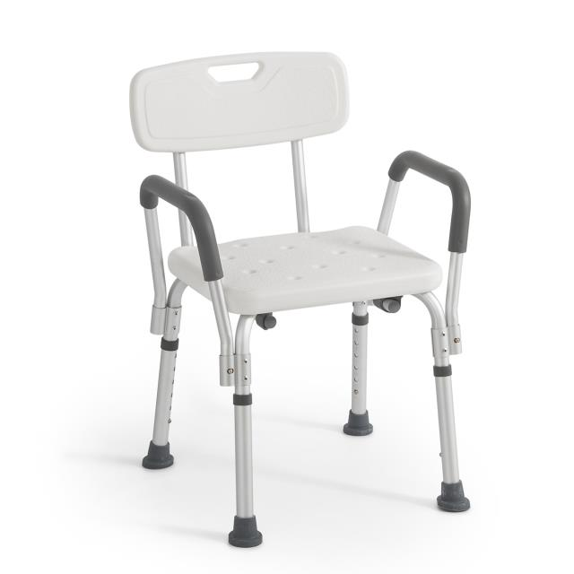 Where to find Stationary Shower Chair with Armrests in Orlando