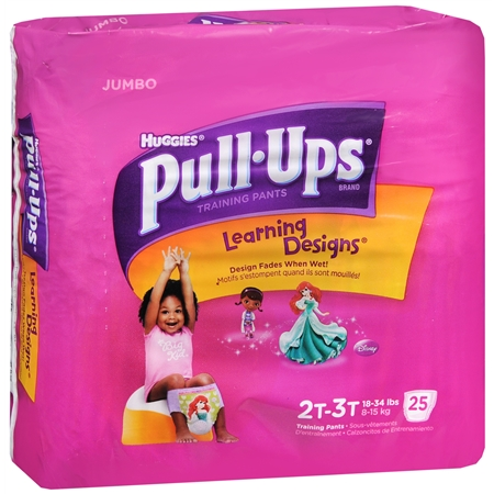 Where to find Huggies® Pull-Ups® 2T-3T Girls in Orlando