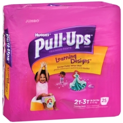 Rental store for Huggies® Pull-Ups® 2T-3T Girls in Orlando FL