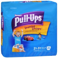 Rental store for Huggies® Pull-Ups® 2T-3T Boys in Orlando FL