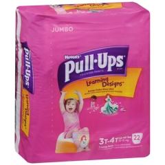 Rental store for Huggies® Pull-Ups® 3T-4T Girls in Orlando FL