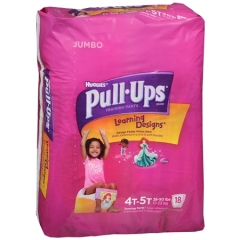 Rental store for Huggies® Pull-Ups® 4T-5T Girls in Orlando FL