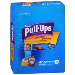 Rental store for Huggies® Pull-Ups® 4T-5T Boys in Orlando FL