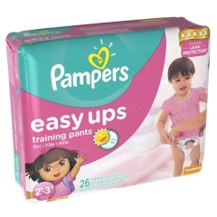 Rental store for Pampers Easy Ups Girls Size 2T-3T in Orlando FL