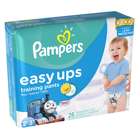 Where to find Pampers Easy Ups Boys Size 2T-3T in Orlando