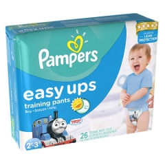 Rental store for Pampers Easy Ups Boys Size 2T-3T in Orlando FL