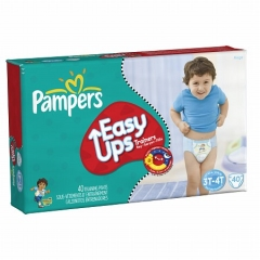 Rental store for Pampers Easy Ups Boys Size 3T-4T in Orlando FL