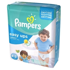 Rental store for Pampers Easy Ups Boys Size 4T-5T in Orlando FL