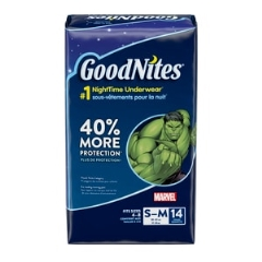 Rental store for Huggies® GoodNites® Size S M Boys in Orlando FL