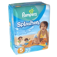 Rental store for Pampers Splashers Size 5 in Orlando FL
