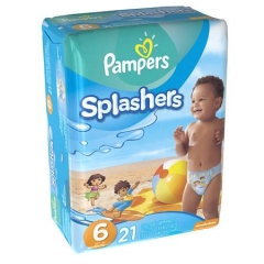 Rental store for Pampers Splashers Size 6 in Orlando FL