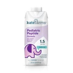 Rental store for Kate Farms Pediatric Peptide 1.5 Vanilla in Orlando FL