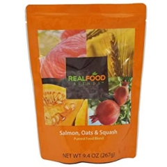 Rental store for Real Food Blends Salmon Oats Squash in Orlando FL