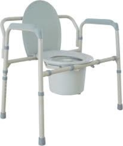 Rental store for Bedside Commode - Bariatric in Orlando FL