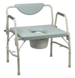 Rental store for Bedside Commode Drop Arm - Bariatric in Orlando FL