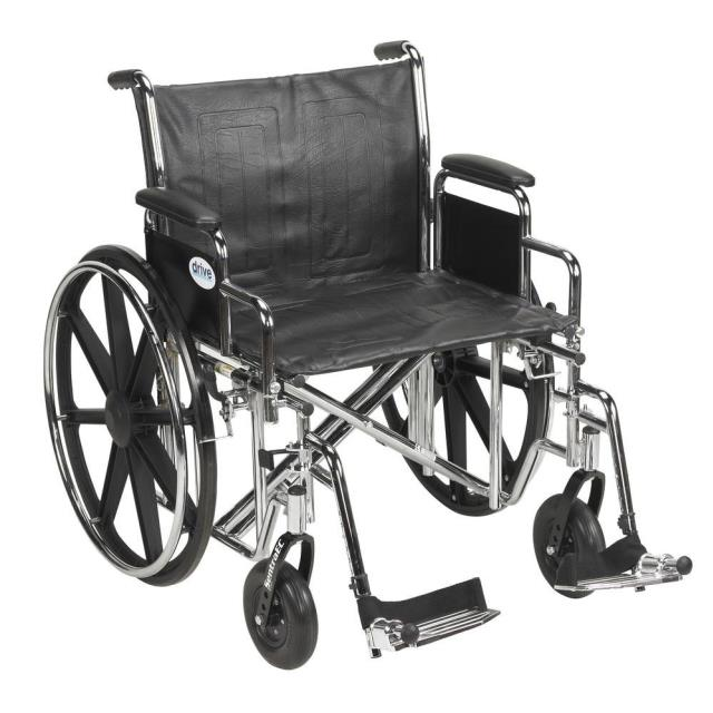 Where to find 24  Wheelchair Holds up to 500 lbs in Orlando