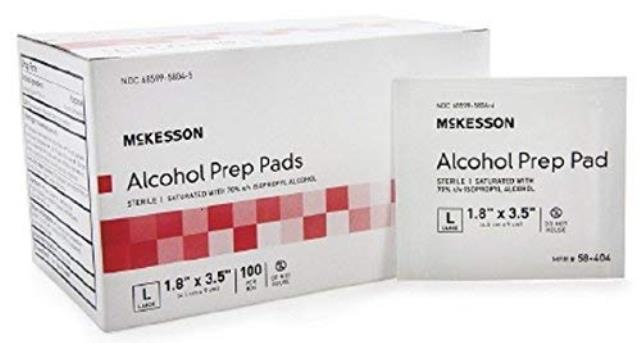 Where to find Alcohol Wipes in Orlando