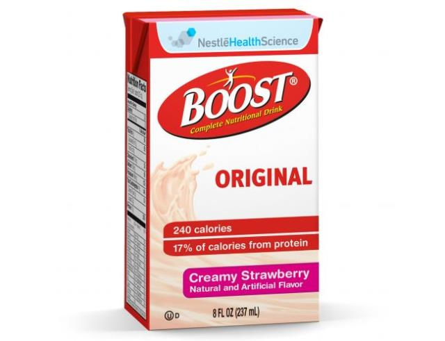 Where to find Boost Strawberry in Orlando