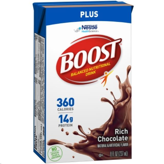 Where to find Boost Plus Chocolate in Orlando