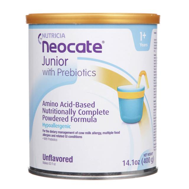 Neocate jr with prebiotics powder unfl
