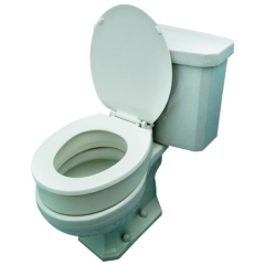Rental store for Toilet Seat Riser- Elongated in Orlando FL