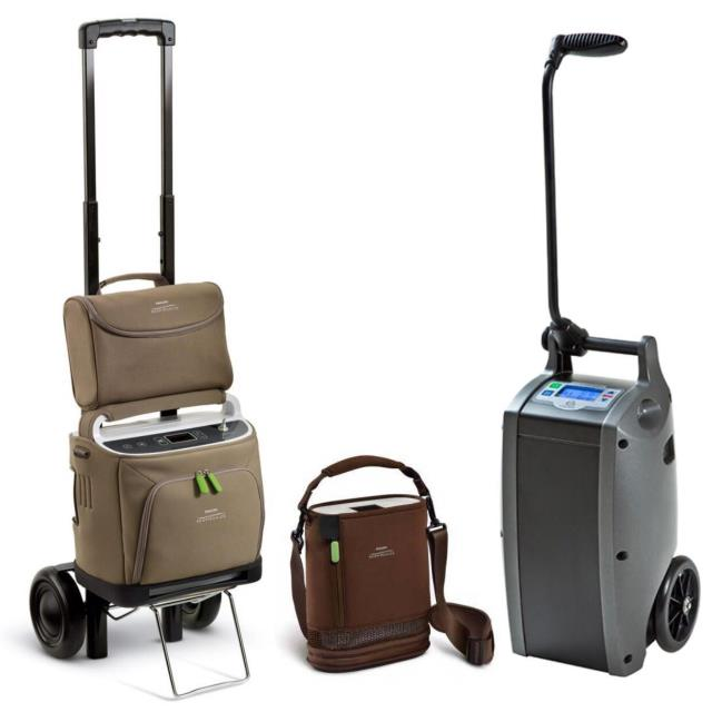 Rent Portable Oxygen Concentrators