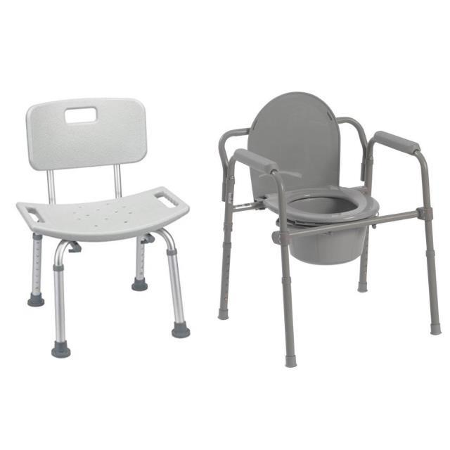 Rent Used Shower Chair & Commode Sales